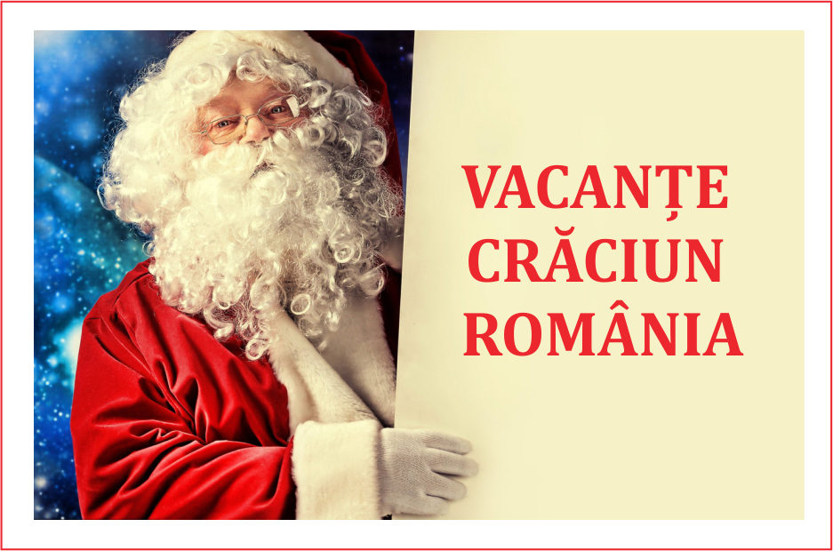 Vacante de Craciun in Romania